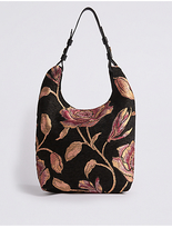 M&S Collection Sling Hobo Bag
