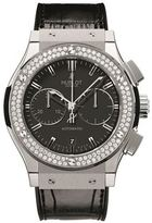 Hublot Classic Fusion 45mm Chronograph Diamond Watch
