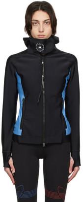 adidas by Stella McCartney Black Beach Defender Midlayer Jacket