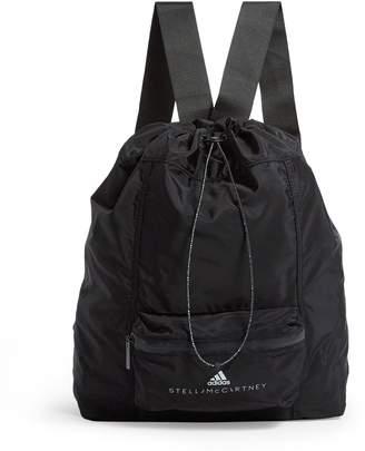 adidas by Stella McCartney Logo Gym Fold-Away Backpack