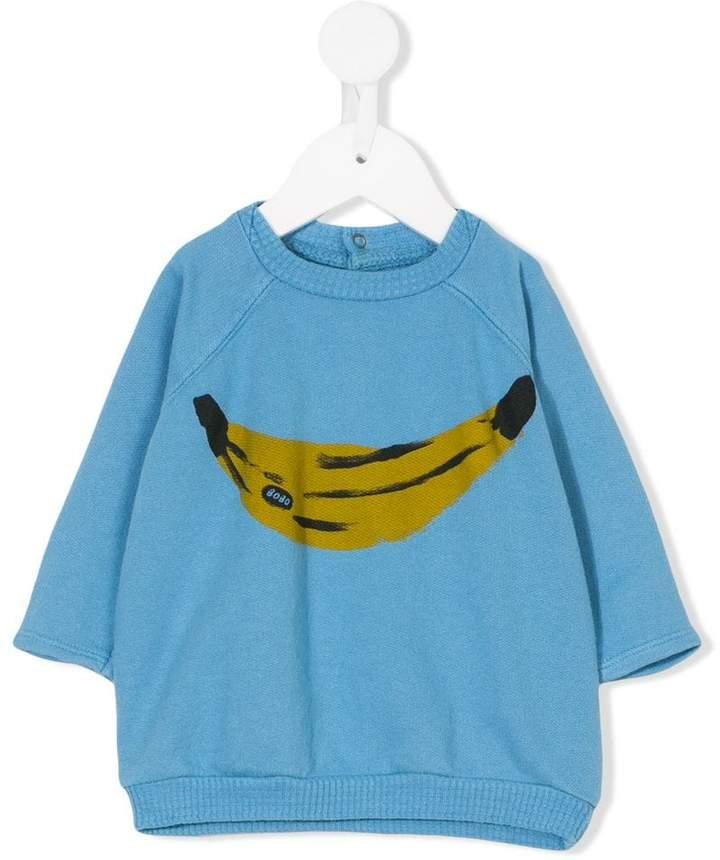Bobo Choses Banana sweater