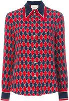 Gucci - chemise imprimée