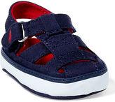 Ralph Lauren Boy Sander Canvas Sneaker-Sandal