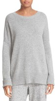 Theory 'Karenia' Step Hem Cashmere Sweater