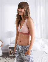 aerie Play Mixed Mesh Sports Bra