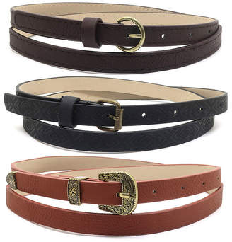 Fantas-Eyes Fantas Eyes Womens Belt
