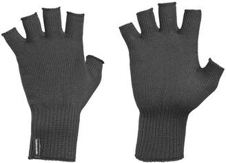 Kathmandu Polypro Fingerless Gloves