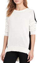 Lauren Ralph Lauren Petite Colourblocked Sweater