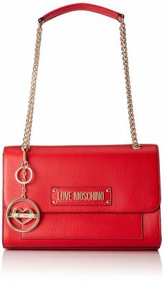 Love Moschino Borsa Vitello Pebble Grain Womens Shoulder Bag