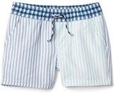 Gap Two-tone stripes swim trunks