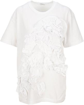 Comme des Garçons Comme des Garçons Ruffle T-Shirt