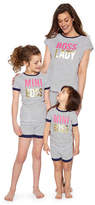 Asstd National Brand Mommy & Me Shorts Pajama Set