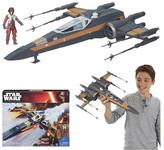Hasbro Star Wars: The Force Awakens Resistance X-Wing Fighter Vehicle
