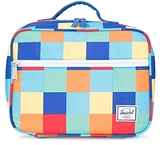 Herschel Unisex Check Print Pop Quiz Lunch Box