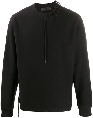 Craig Green Loose-Fit Laced Sweatshirt