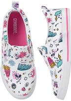 Gymboree Doodle Sneakers