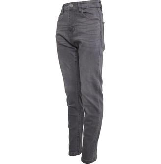 Brave Soul Junior Boys Madison Skinny Jeans Grey