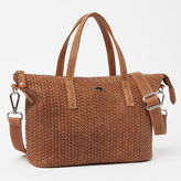 Roots Small Zoe Bag Woven