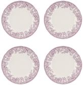 Spode Delamere Bouquet Dinner Plates (Set of 4)