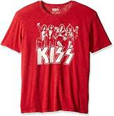Lucky Brand Men's Kiss Destroyer Graphic Tee