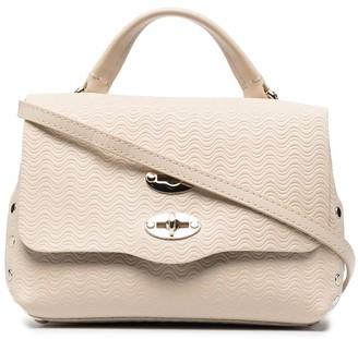 Zanellato Postina Baby wave-leather crossbody bag