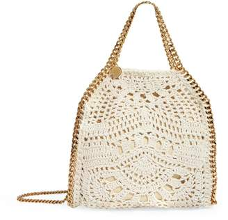 Stella McCartney Mini Crochet Falabella Bag