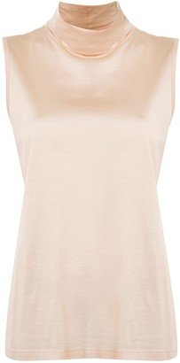 Hermes Pre-Owned Roll-Neck Top