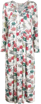 Zadig & Voltaire Flower Print Dress