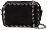 Stella McCartney Falabella camera cross-body bag - women - Polyester/metal - One Size