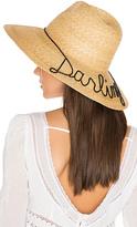 Eugenia Kim Emmanuelle Darling Hat in Brown.