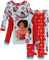 Disney Disney's Elena of Avalor Toddler Girl 4-pc. Pajama Set