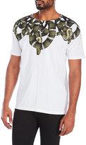 Marcelo Burlon County of Milan Graphic Tee Shirt