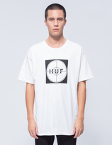 HUF Enemy Box Logo S/S T-Shirt