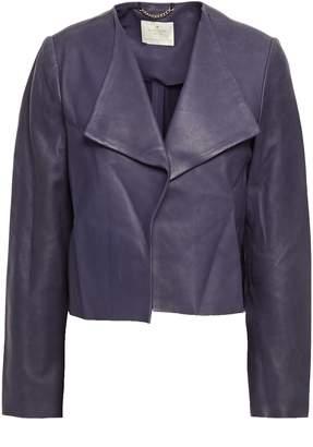 Kate Spade Draped Leather Jacket