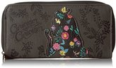 Loungefly Disney Alice Printed Applique Faux Leather Wallet