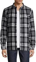 Globe Men's Camden Checkered Sportshirt