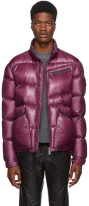 MONCLER GENIUS 2 Moncler 1952 Burgundy Down Costes Jacket