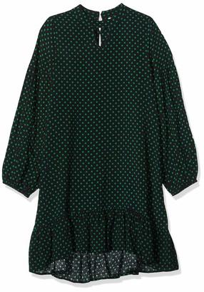 Name It Girl's Nkftacca Ls Dress