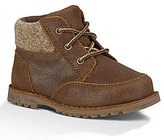 UGG Orin Boys Wool-Collar Boots