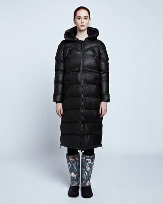 Hunter Women's Original Long Puffer Coat