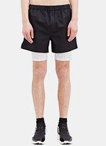 Calvin Klein Collection Men's Hansa Shorts From Ss15 In Black