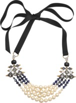 Helene Zubeldia Opulent necklace
