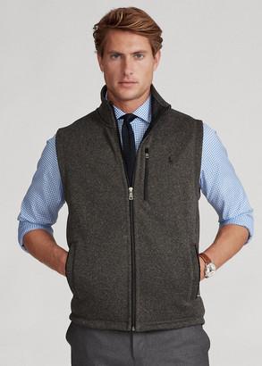 Ralph Lauren Fleece Mockneck Jacket