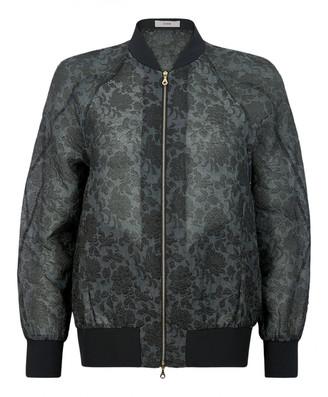 Erdem Black Cotton Jackets
