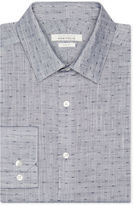 Perry Ellis Slim Fit Mini Arrow Dress Shirt