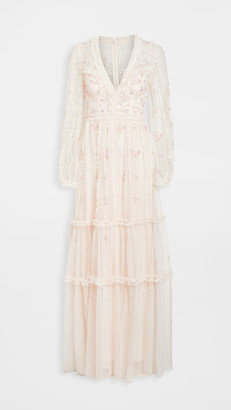 Needle & Thread Penelope Shimmer Gown