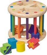 ToyCentre New Classic Toys - 2042934 - Formes À Trier Et À Empiler - Boîte À Formes Avec 6 Formes Différentes