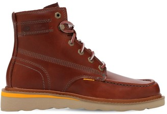 Caterpillar Jackson Moc Leather Boots