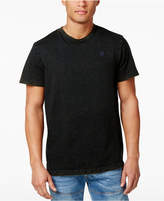 G Star Men's Wynzar Acid-Wash Cotton T-Shirt