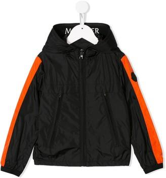 Moncler Enfant Masserau logo jacket
